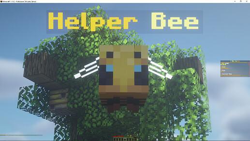 helper bee